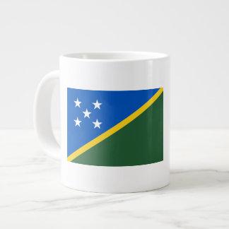 Solomon Islands Flag Large Coffee Mug
