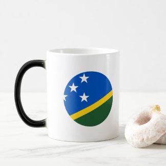 Solomon Islands Flag Magic Mug