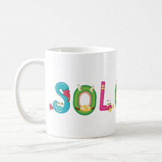 Solomon Mug