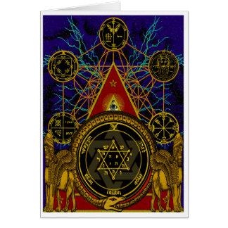SOLOMONS MAGIC CARD