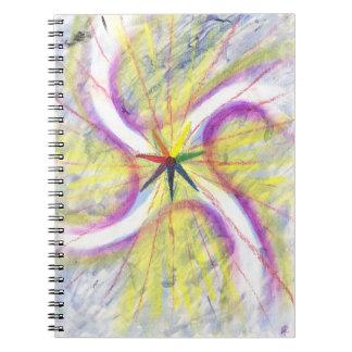 Solstice Star Notebook