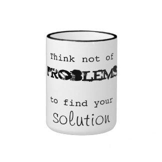 Solutions Coffee Mug