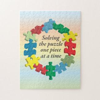 Solving the Puzzle Rainbow Puzzle