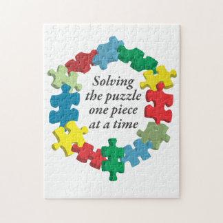 Solving the Puzzle White Puzzle