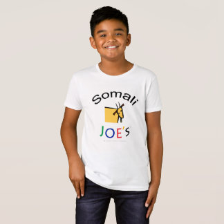 Somali Joe's Kid Goat T-shirt