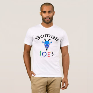 Somali Joe's official Billy Blue Goat Men's Tee