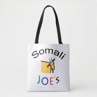 Somali Joe's Official Kid Goat Tote Bag