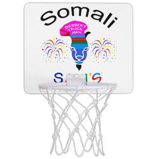 Somali Sam Mini-Basketball Hoop