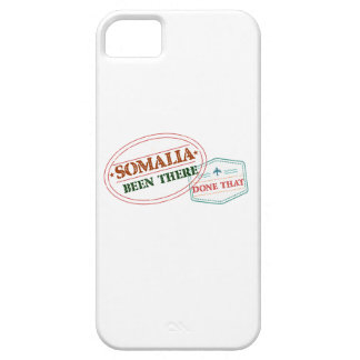 Somalia Been There Done That iPhone 5 Case