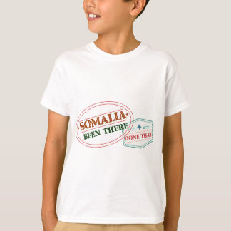 Somalia Been There Done That T-Shirt