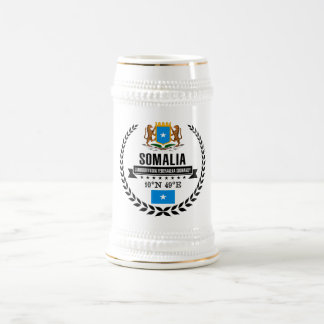 Somalia Beer Stein