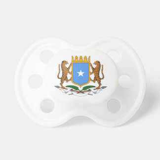 Somalia  Coat of Arms Baby Pacifiers