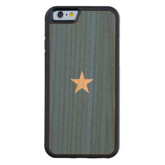 Somalia Flag Carved Cherry iPhone 6 Bumper Case