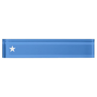 Somalia Flag Desk Name Plates
