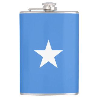 Somalia Flag Hip Flask