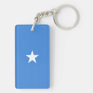 Somalia Flag Key Ring