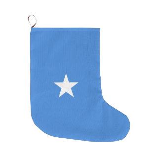 Somalia Flag Large Christmas Stocking