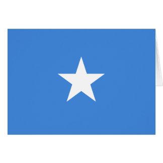 Somalia Flag Note Card