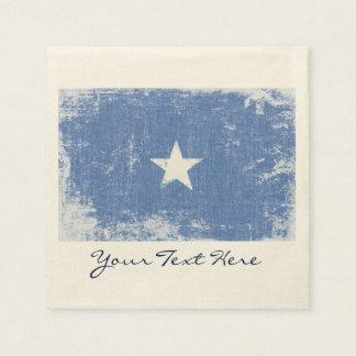 Somalia Flag Party Napkins Paper Napkin