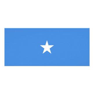 Somalia Flag Rack Card