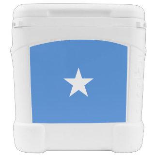 Somalia Flag Rolling Cooler