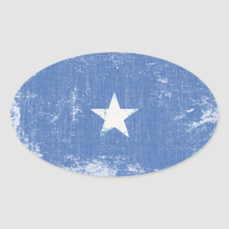Somalia Flag Stickers