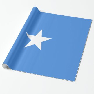Somalia Flag Wrapping Paper