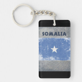 Somalia Key Chain Souvenir