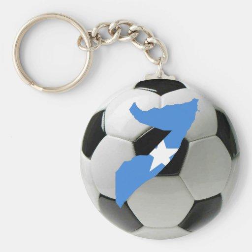 Somalia national team keychains