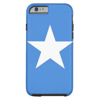 Somalia National World Flag Tough iPhone 6 Case