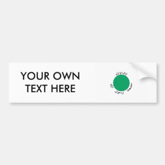 Somaliland Flag Bumper Sticker