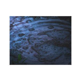 Somber Night Canvas Print