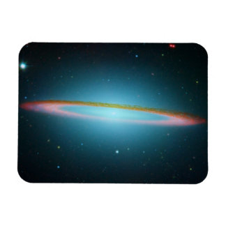 Sombrero Galaxy Space Photography Magnet