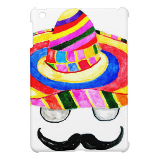 Sombrero Hat Watercolor 2 iPad Mini Cases