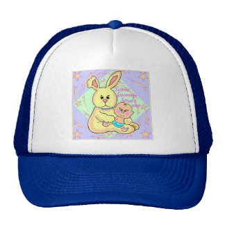 Some Bunny Loves Me Trucker Hat