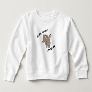 Some Bunny Loves Me Sweatshirt