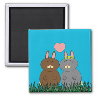 Some Bunny Loves You Magnet