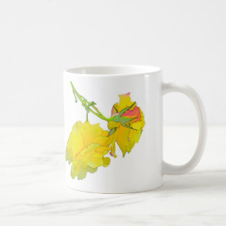 Some cut Roses Coffee Mug