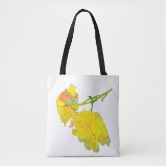 Some cut Roses Tote Bag