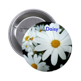 Some Daisies 6 Cm Round Badge