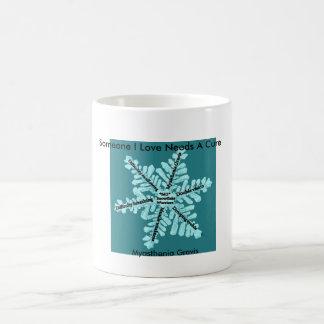 Some I Love Needs A Cure- Myasthenia Gravis Coffee Mug
