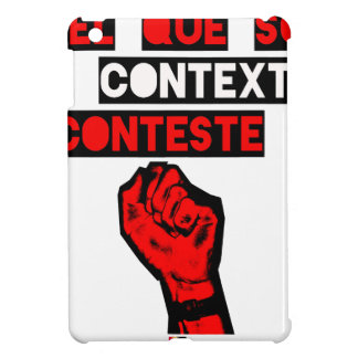 Some is the CONTEXT DISPUTES! - Word games iPad Mini Case