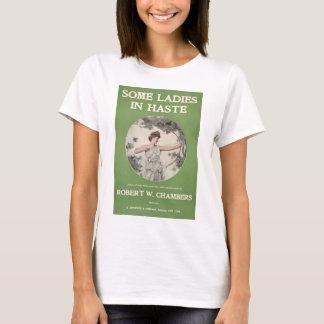 Some Ladies babydoll white T-Shirt