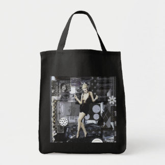 Some Like it Hot  Grocery Tote Canvas Bags