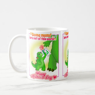 Some Moms Are Out of This World Mug