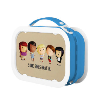 Some Subculture Girls Yubo Lunchbox