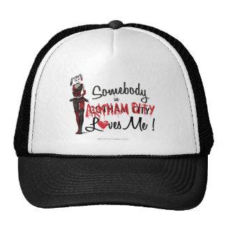 Somebody in AC Loves Me - Harley Trucker Hat