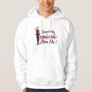 Somebody in AC Loves Me - Harley Hooded Pullover