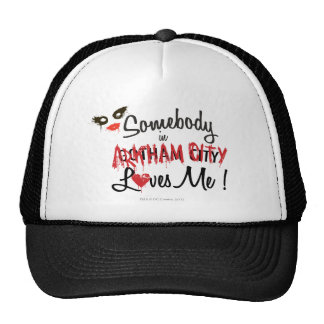 Somebody in AC Loves Me Hats