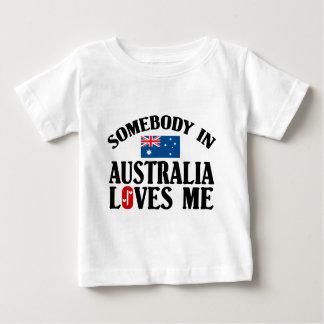 Somebody In Australia T-shirt